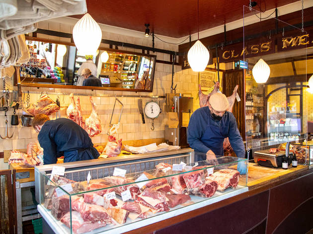 Curated butchers