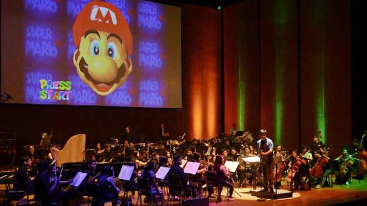 Concierto Sinfónico Super Mario Bros