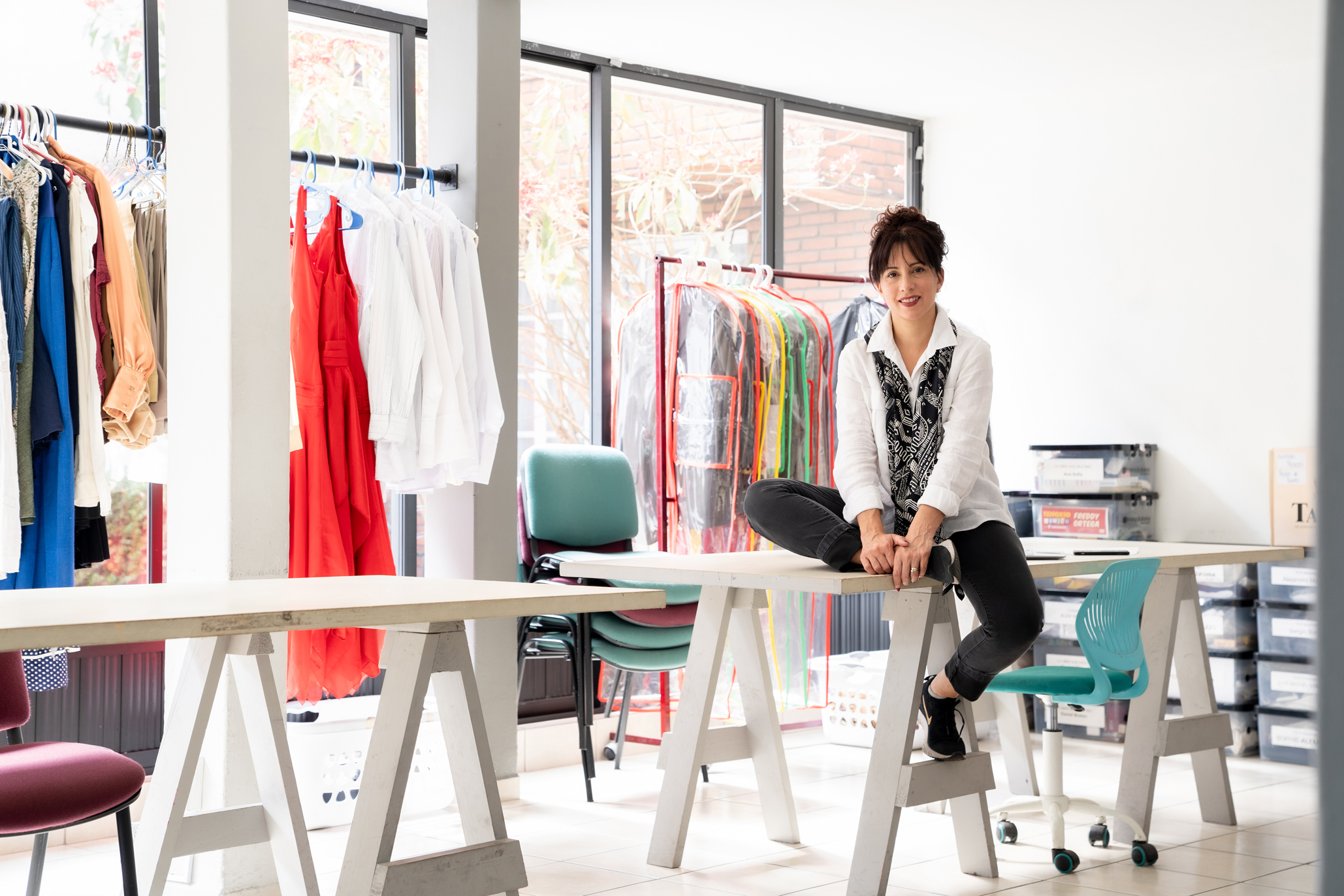 Cosas que solo sabes si eres diseñadora de vestuario: Estela Fagoaga