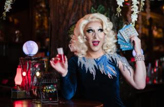 The Cauldron Free Britney drag bingo