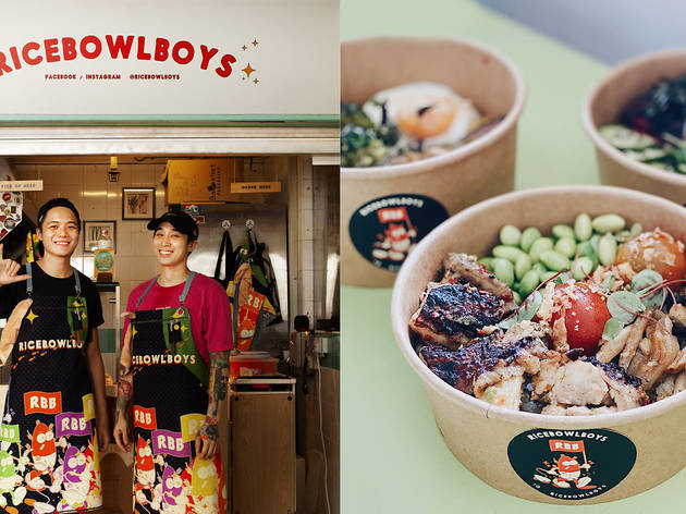 Hawker spotlight: gourmet rice bowls at wallet-friendly prices