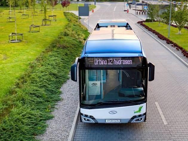 Bus de hidrógeno