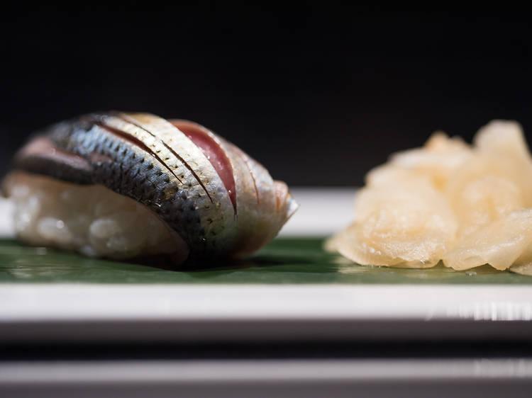Okra:全新乾式熟成吞拿魚 Omakase