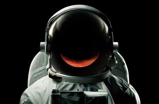 Exposició Mart. El mirall vermell, al CCCB