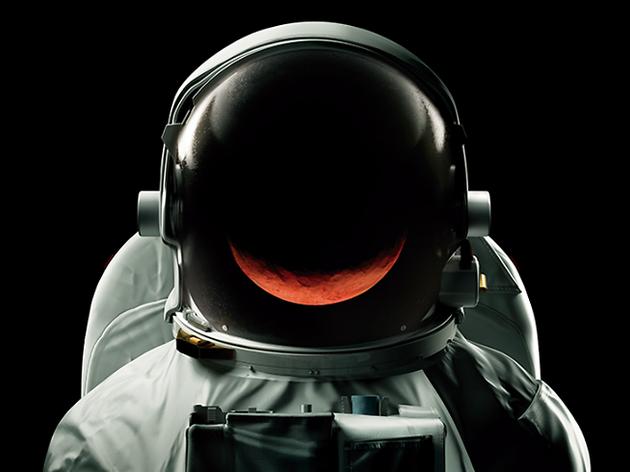 Marte. El espejo rojo