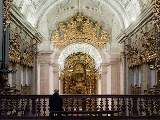 Igreja do Mosteiro de São Bento da Vitória
