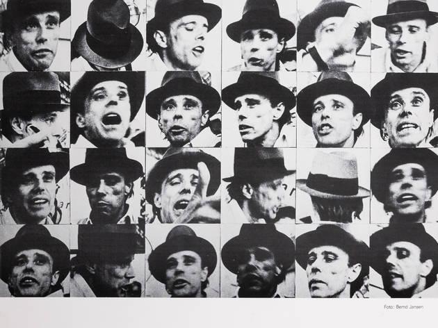 Obra 'Pensar! Pensar en Joseph Beuys!'