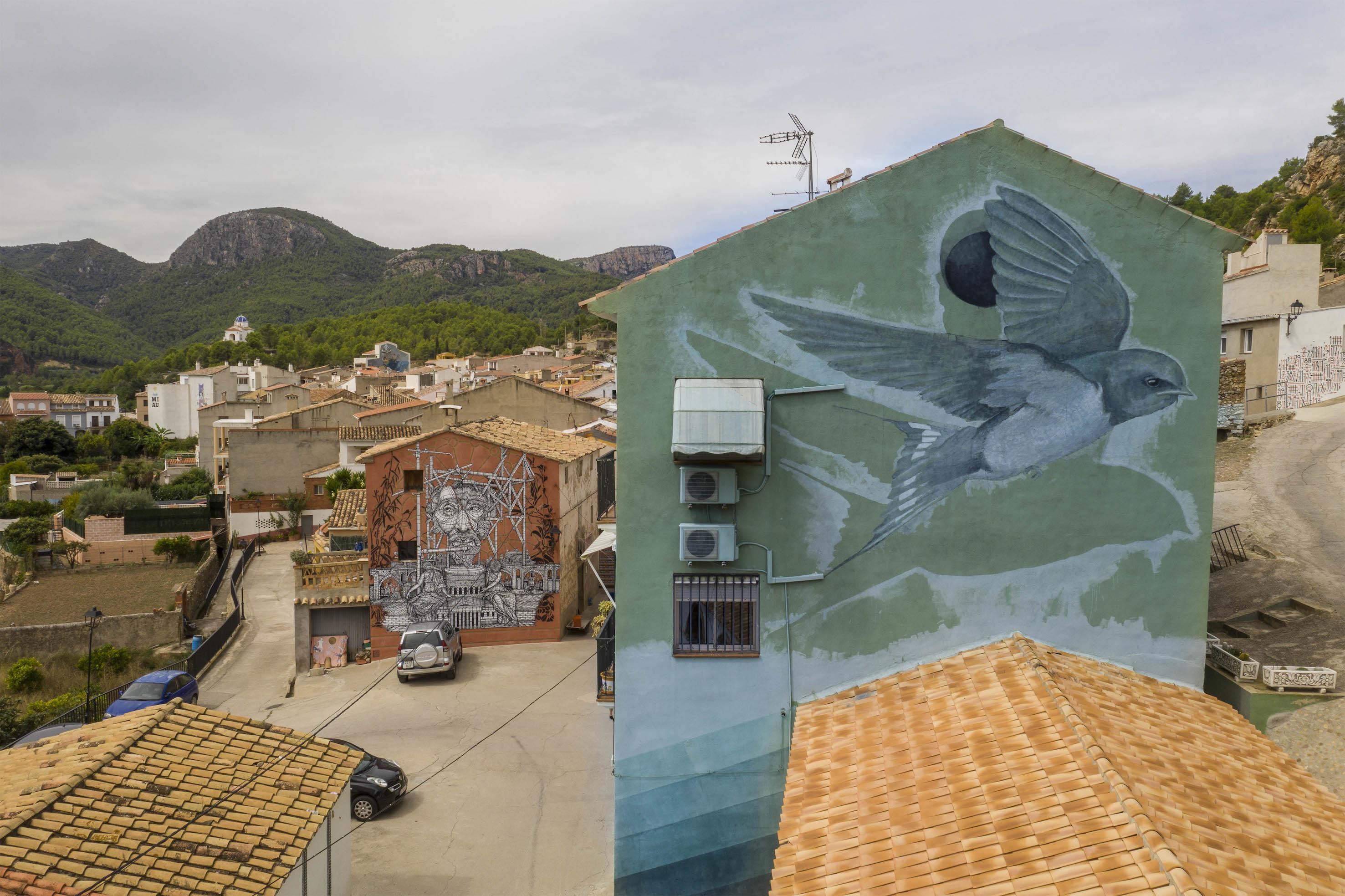 Fanzara grafitis
