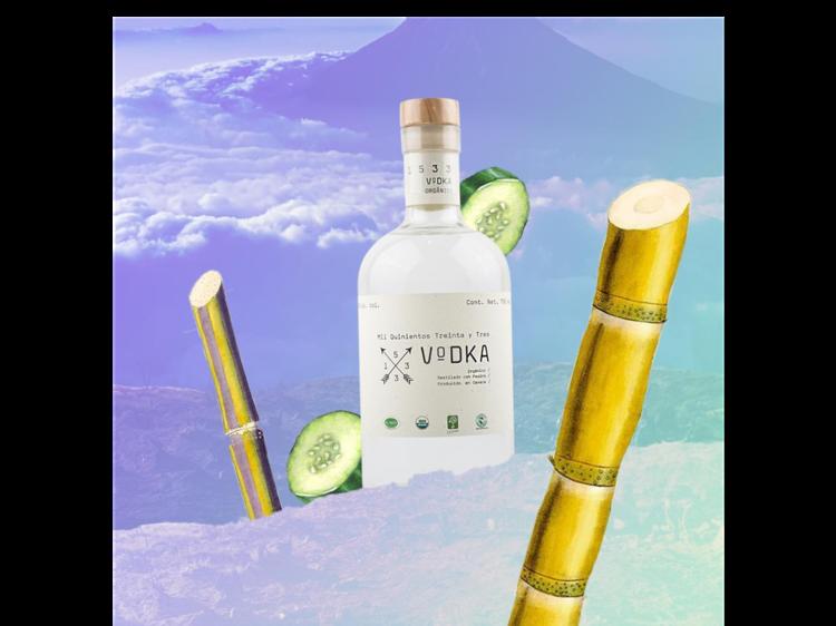 Para los Cosmopólitan de tu mamá (Vodka 1533)