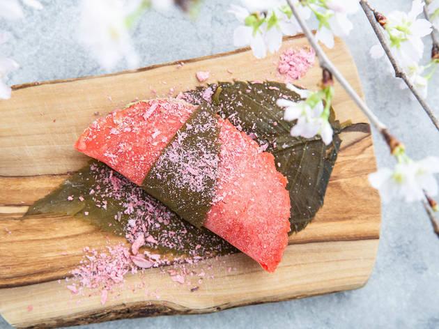 Taco Fanatico sakura tacos