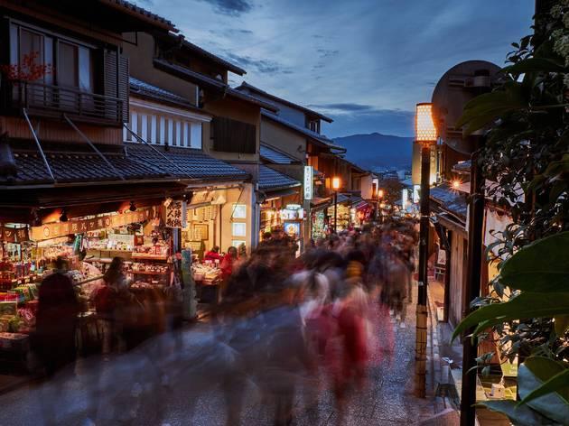 Kiyomizu-dera Kyoto