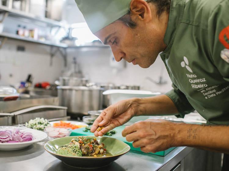 Chef Nuno