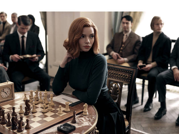 Gambito de Dama (2020)