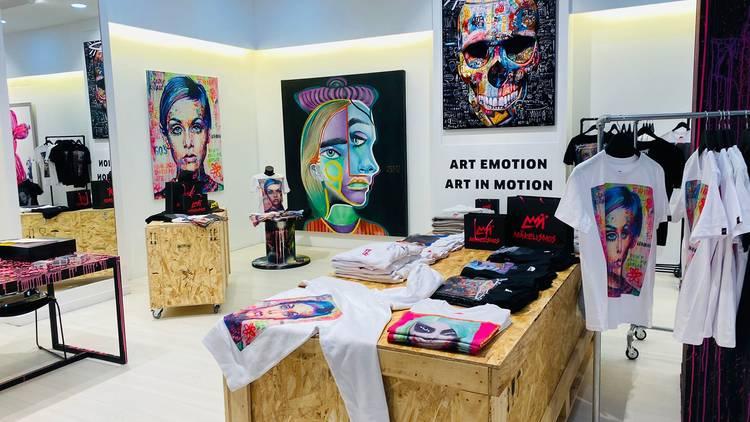 Mäkelismos, nueva tienda de ropa en Madrid