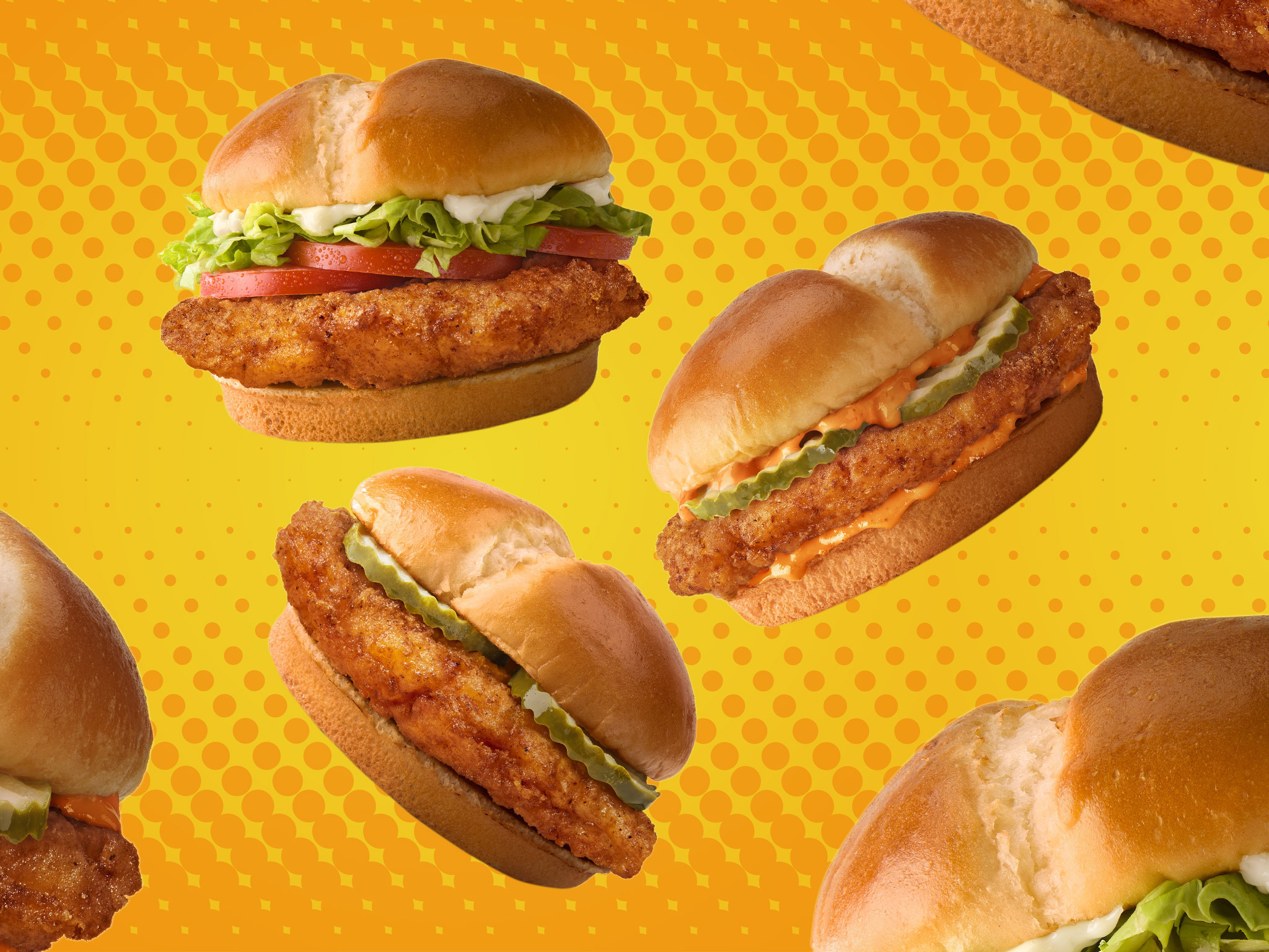 We tried all three of McDonald's new fried chicken sandwiches to find out which one is best