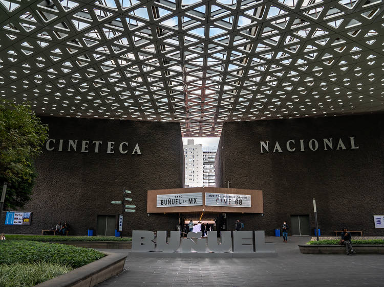Cineteca Nacional de Mexico, Mexico City