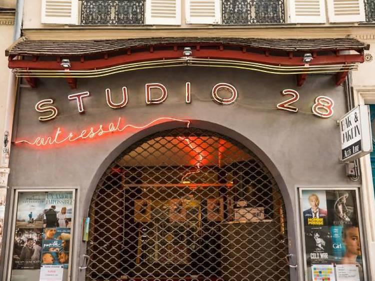 Studio 28, Paris