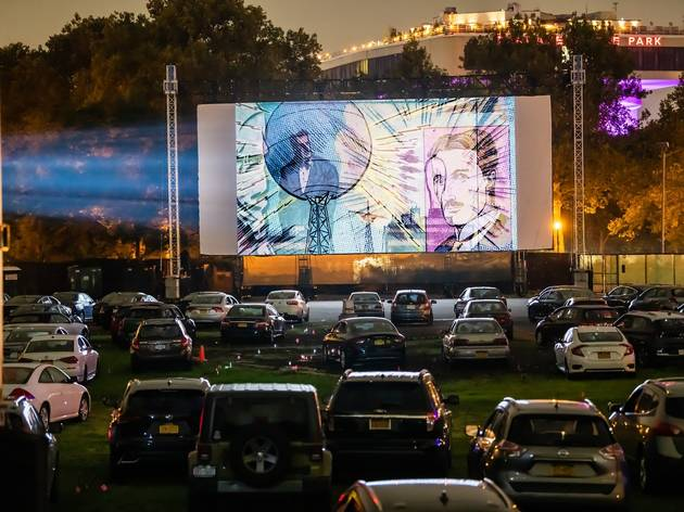 Queens Drive-in returns with special screening of Coming 2 America