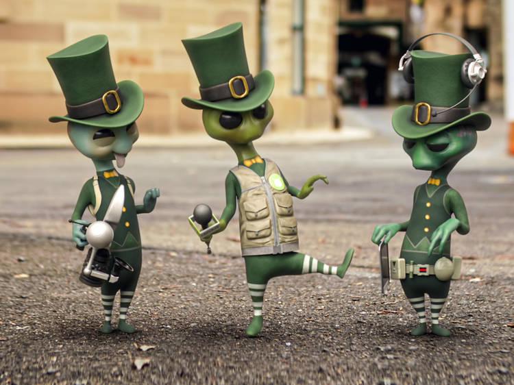Alien TV: Temporada 2