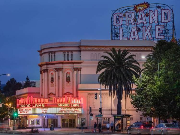 Grand Lake Theatre, Oakland