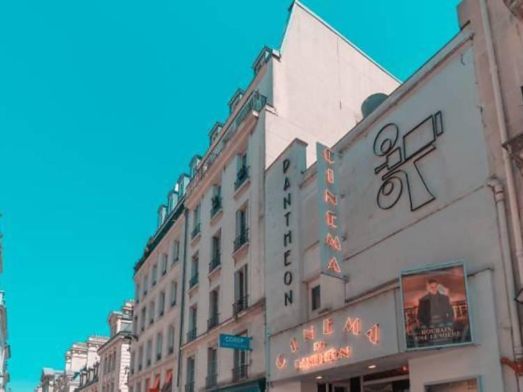 Le Cinéma du Panthéon, Paris