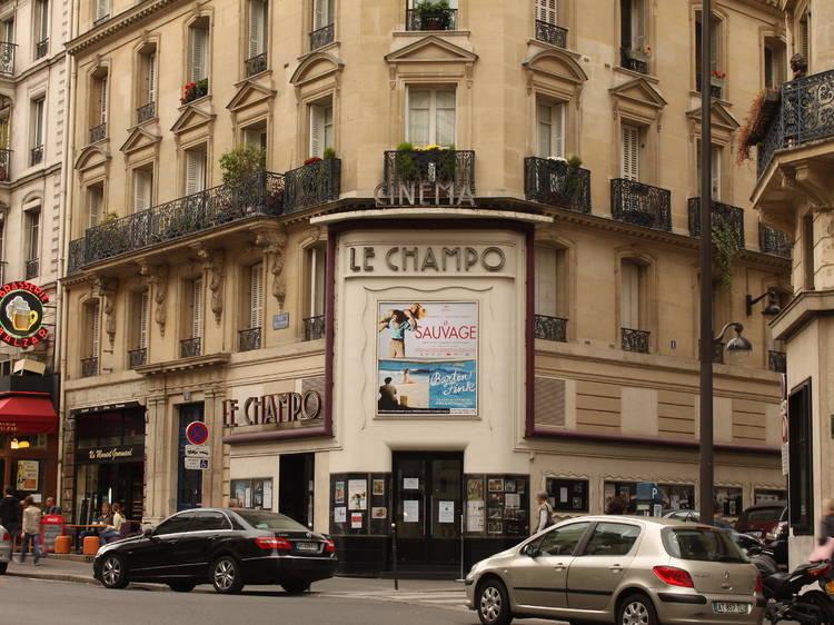 Le Champo, Paris