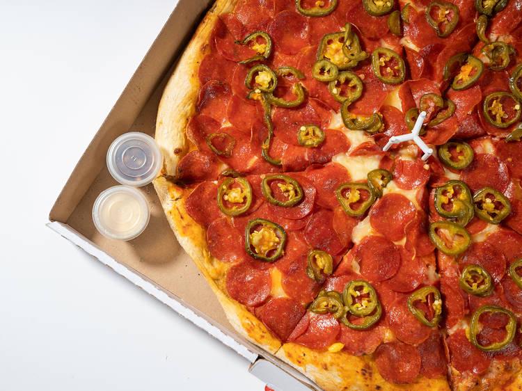 Lou's Pizza