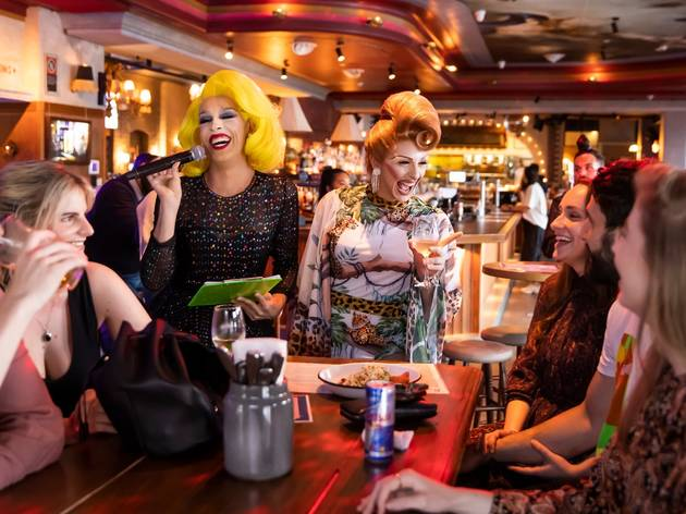 Drag Trivia at The Imperial Hotel, Erskineville