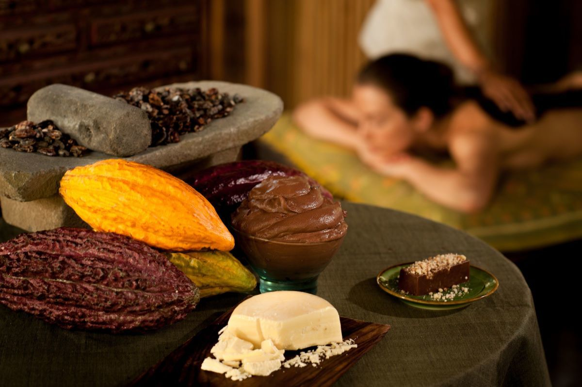 Fivelements chocolate love treatment