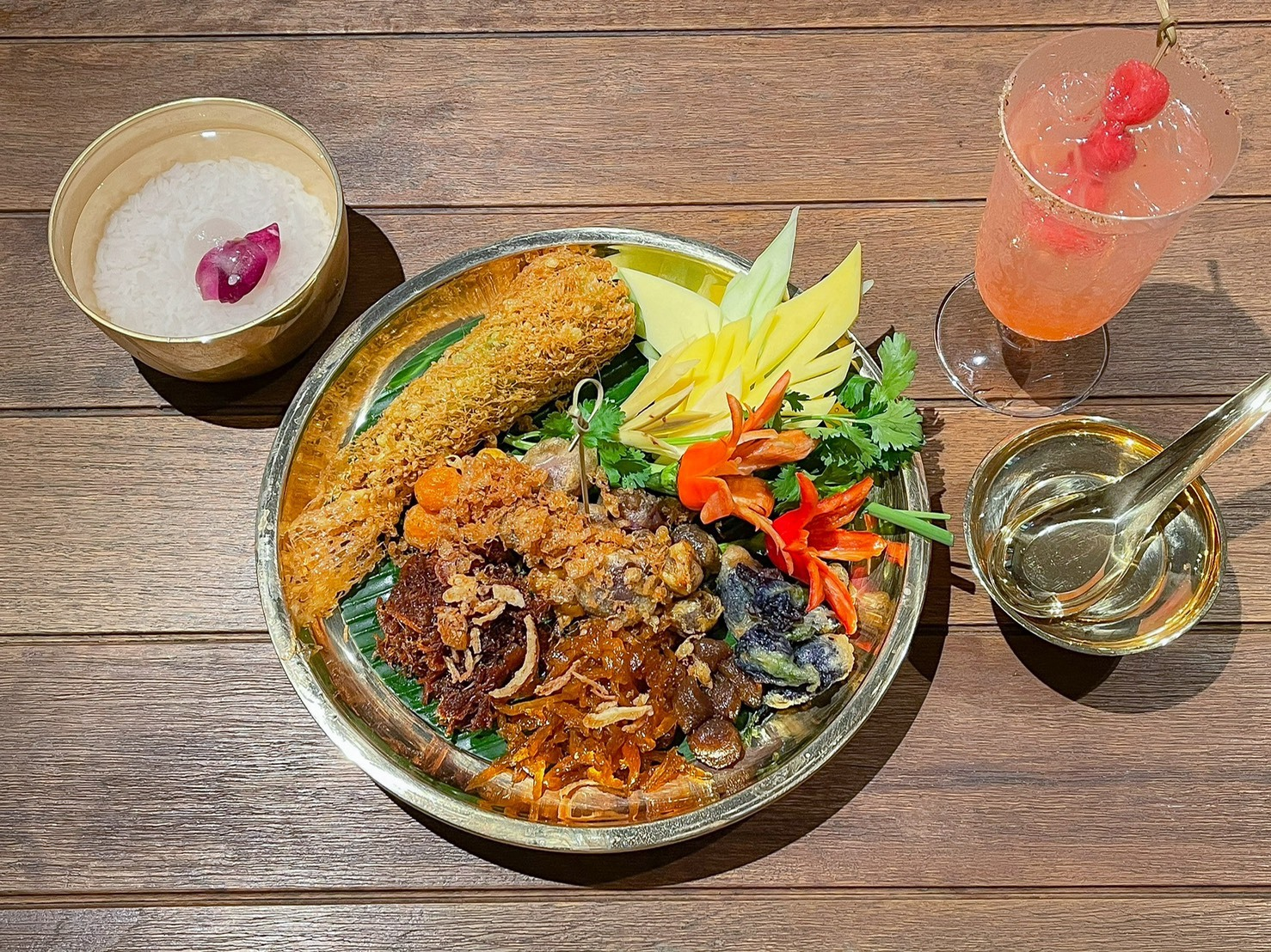 Khao Chae/Siam Tea Room