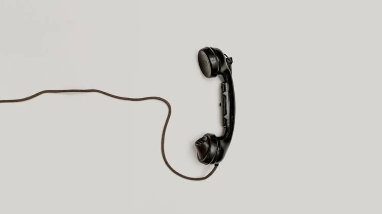 histórias ao telefone