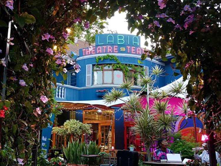 The Labia Theatre, Cape Town