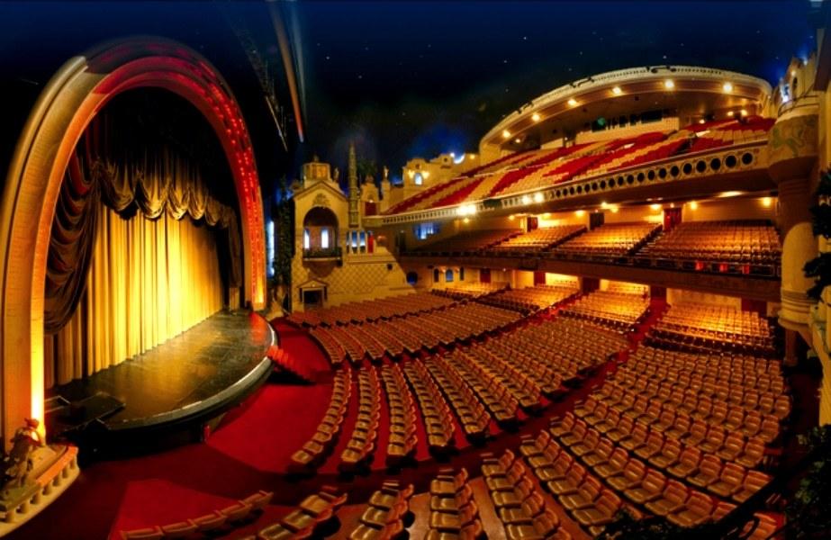 Un cinema de Barcelona, entre els més bonics i espectaculars del món