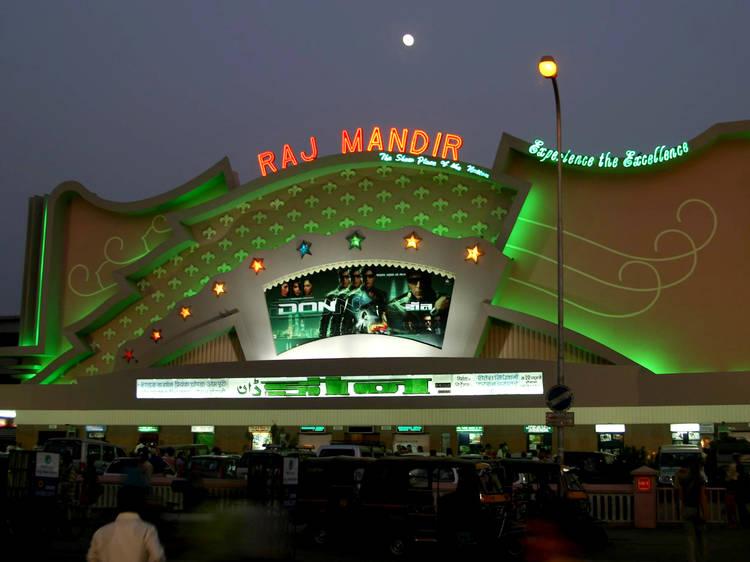 The Raj Mandir, Jaipur