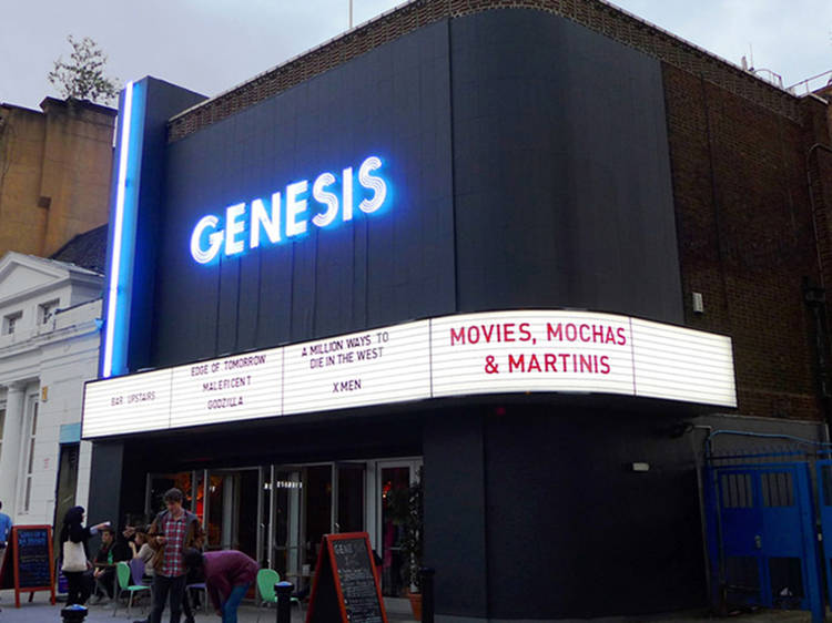 Genesis Cinema, London