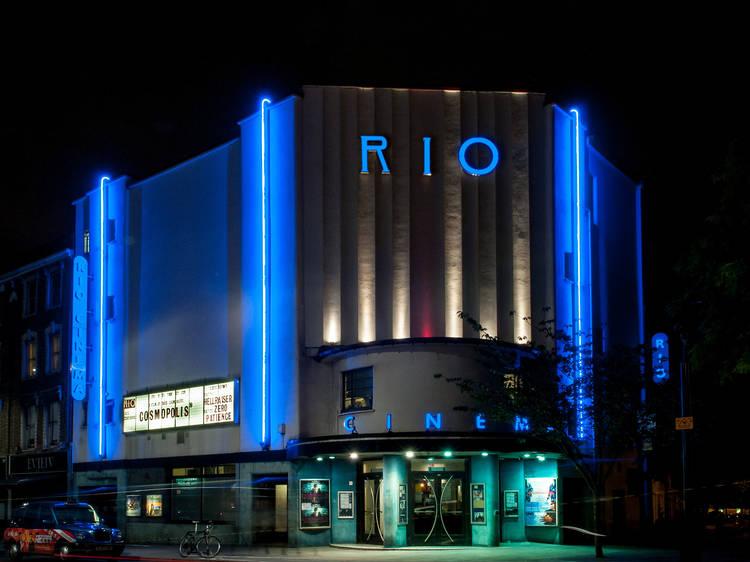 Rio Cinema, London