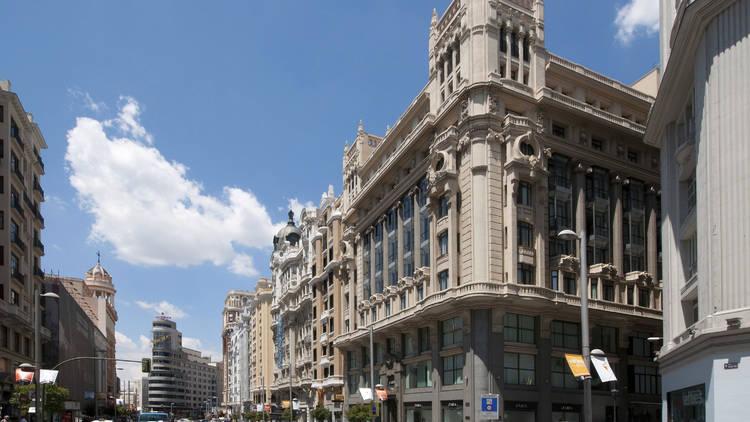 INNSiDE by Meliá Madrid Gran Vía