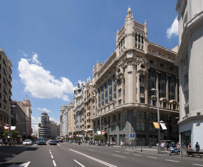 Un nuevo hotel abrirá en Gran Vía esta primavera con 'rooftop' incluido