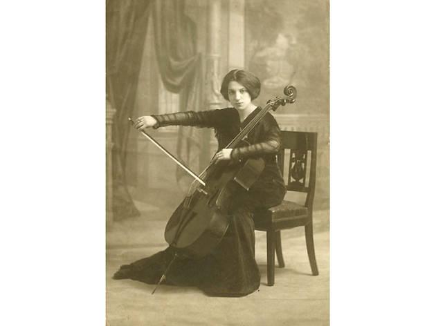 violoncelista portuguesa