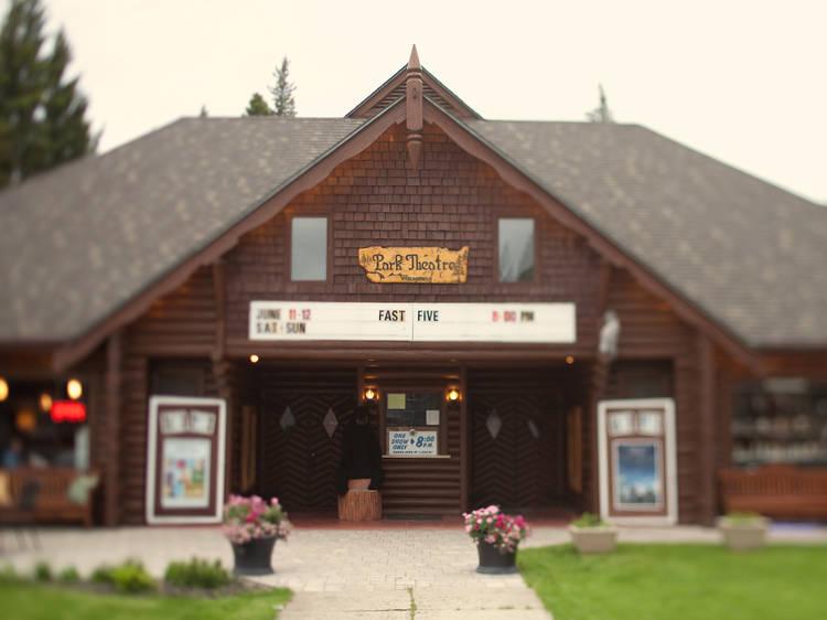 The Park Theatre, Manitoba