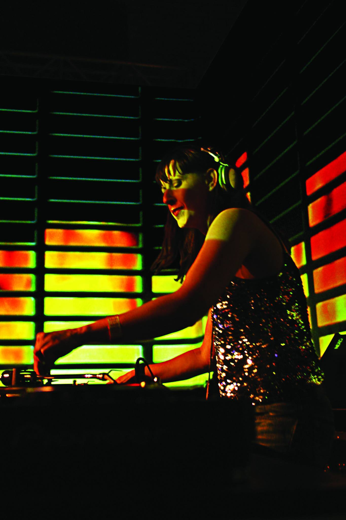 Photograph: DJ Storm