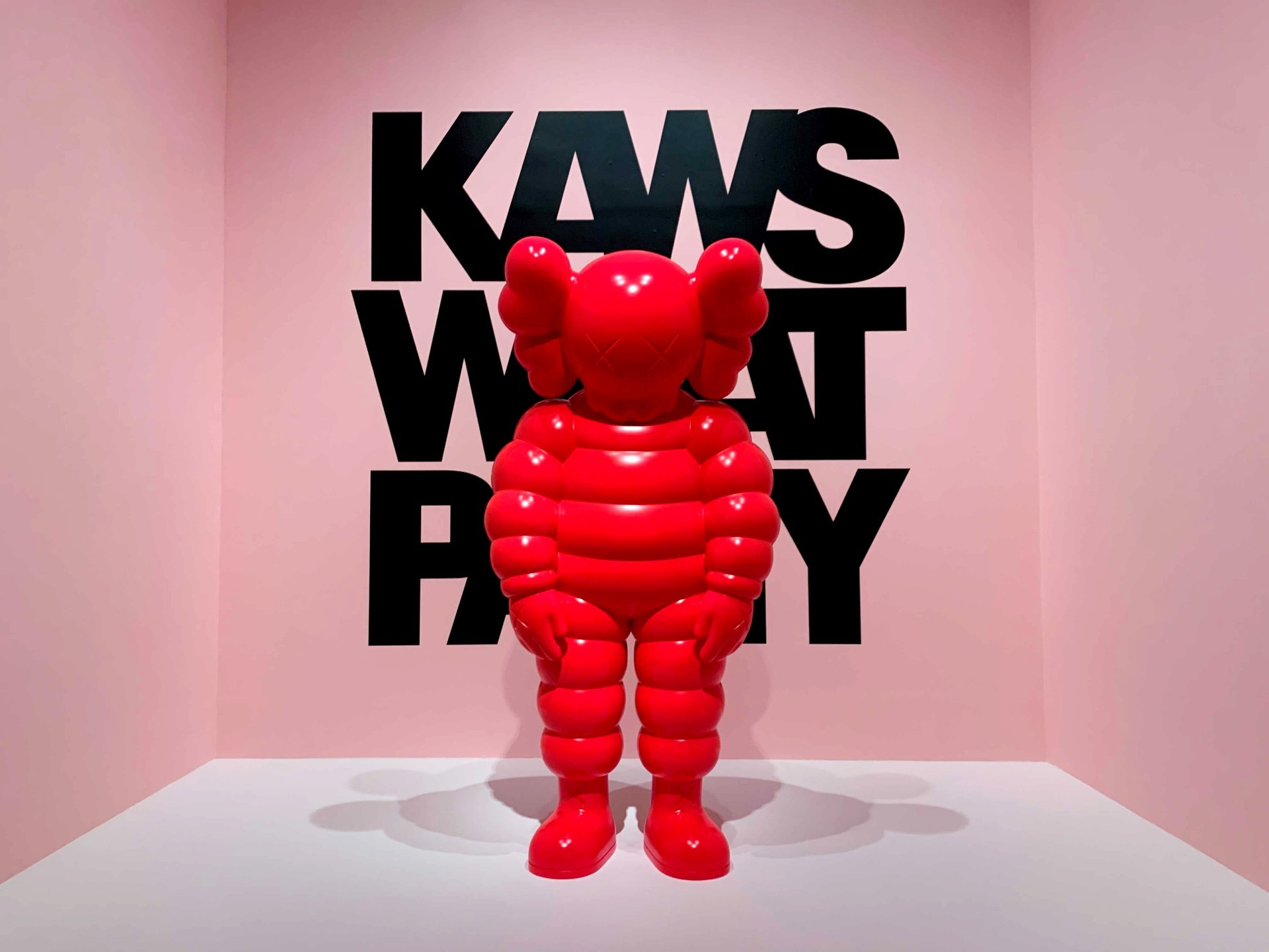 KAWS What Party Brooklyn Museum