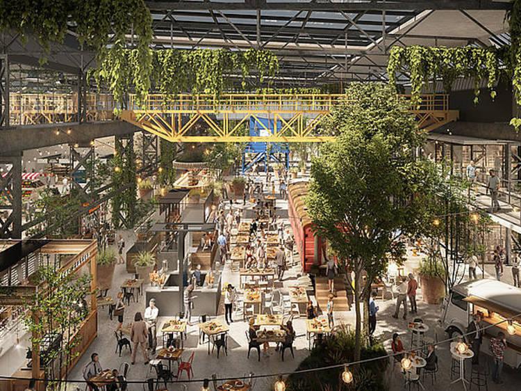 La Manufacture Design : 5000 m2 à Saint-Ouen !