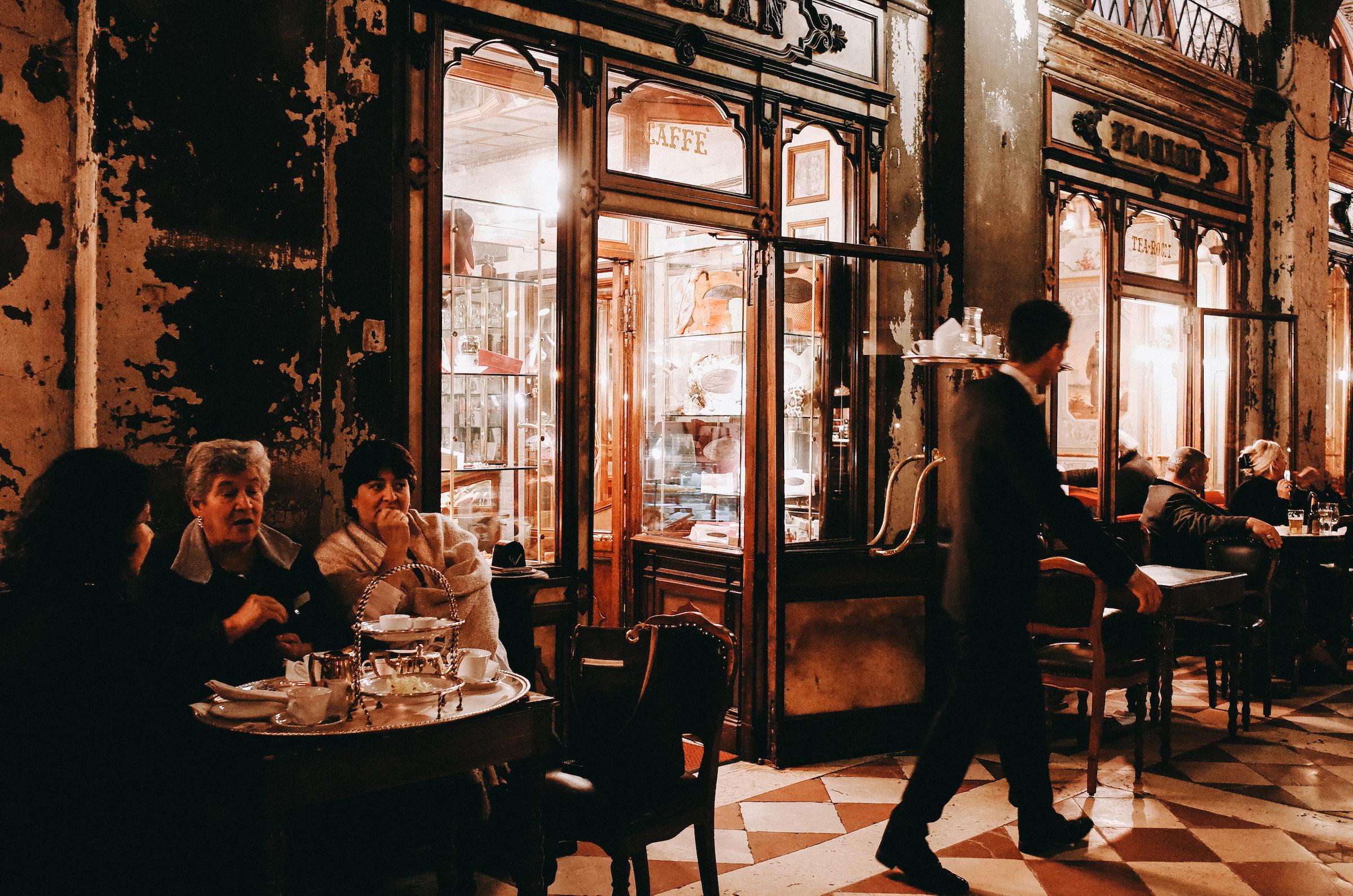 Italy's oldest café faces permanent closure