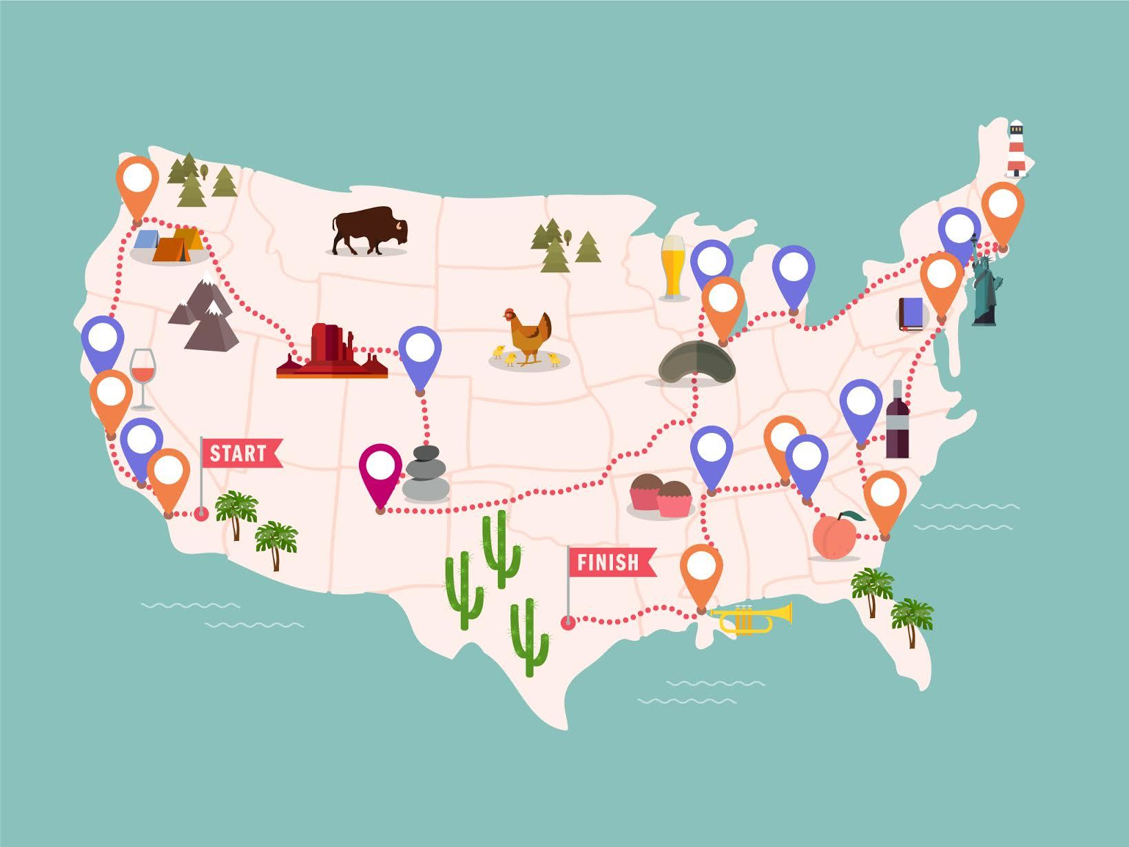 The ultimate USA road trip that celebrates Black businesses