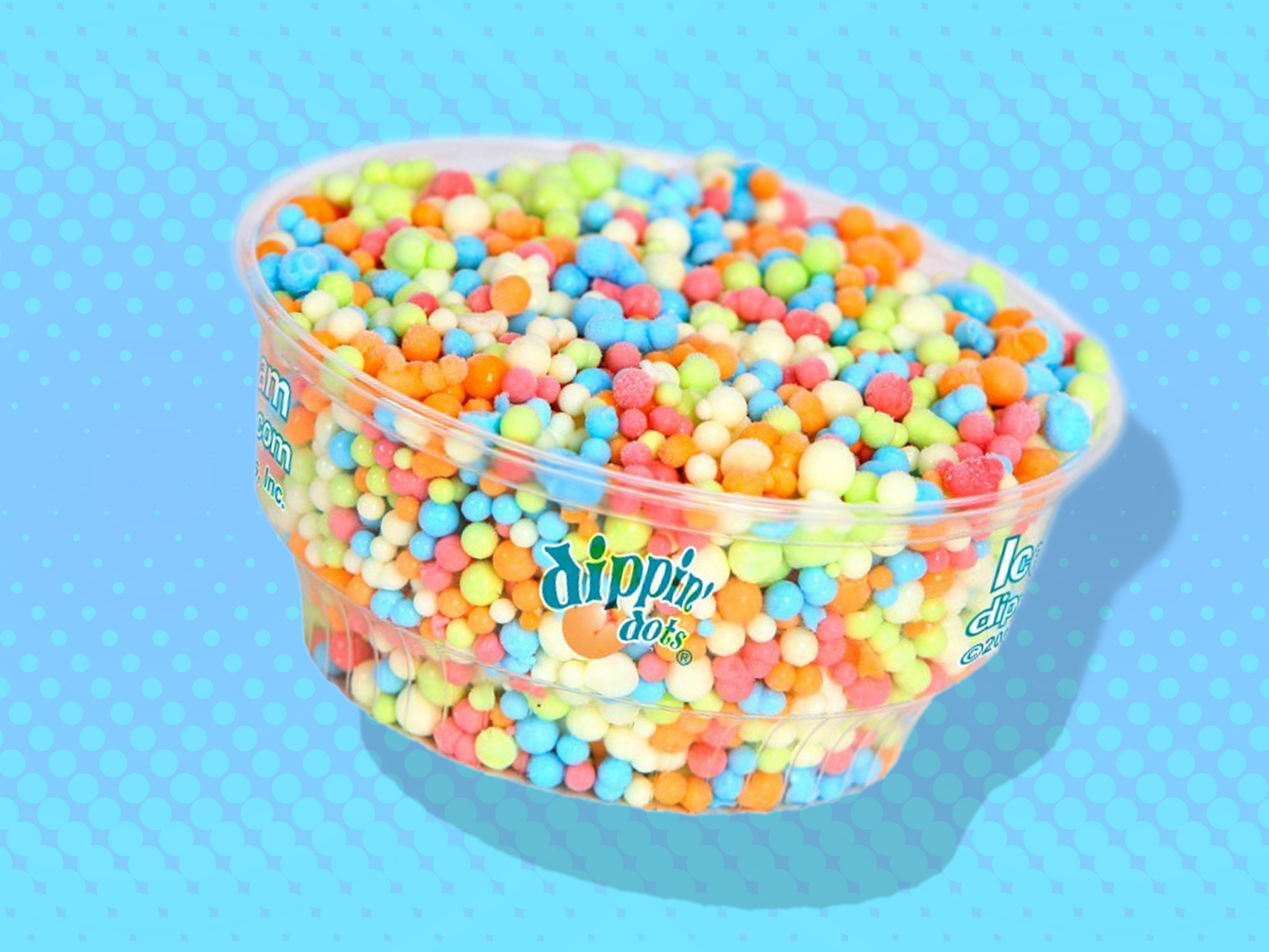 Dippin' Dots is opening its first NYC flagship store