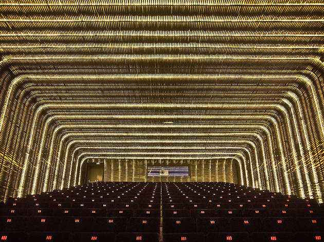 The 50 most beautiful cinemas in the world