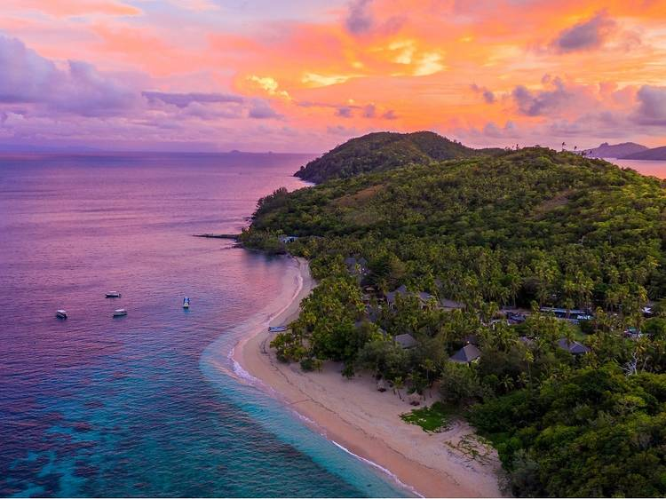 Five natural wonders you must see in Fiji
