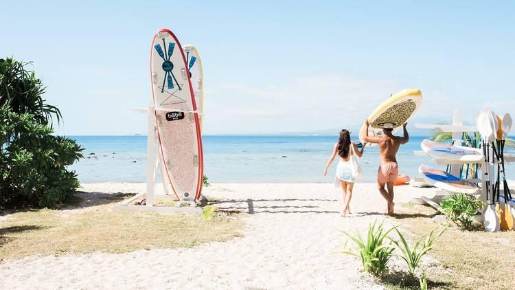 Fiji surfboards Malamala