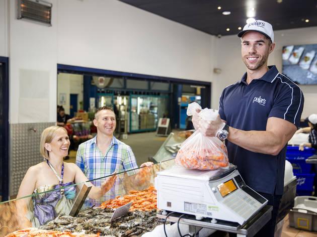 Easter at Sydney Fish Market